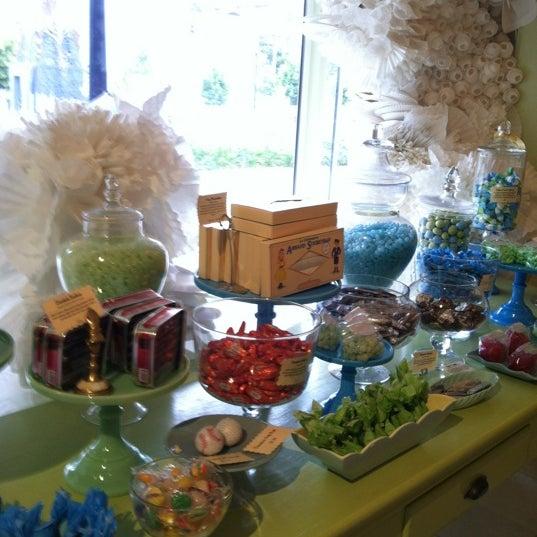 Photo taken at Miette Patisserie by Vivian J. on 8/26/2012