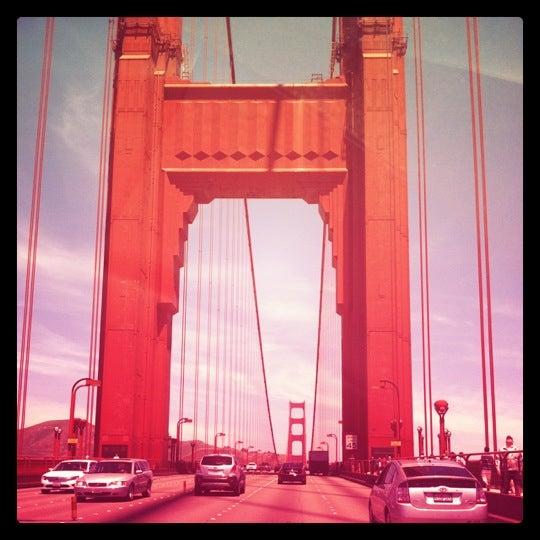 Photo taken at Vista Point by Jamie U. on 6/16/2012