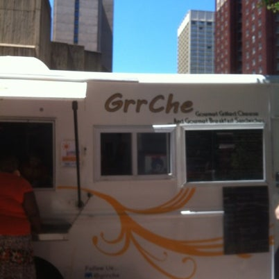 GrrChe Gourmet Grilled Cheese Truck - Southeastern Baltimore - Baltimore, MD