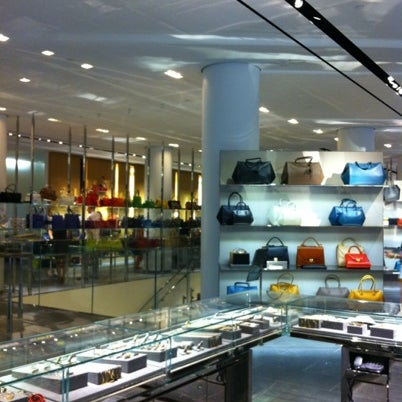 Photo taken at Barneys New York by Ej T. on 8/5/2012