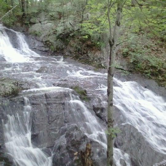 Photo taken at Jewell Falls by Matt W. on 6/25/2012