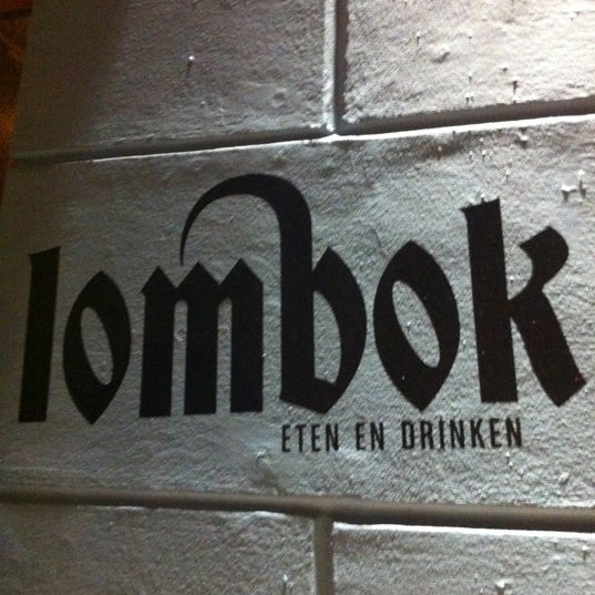 Photo taken at Cafe Lombok by Wiebe G. on 6/1/2012