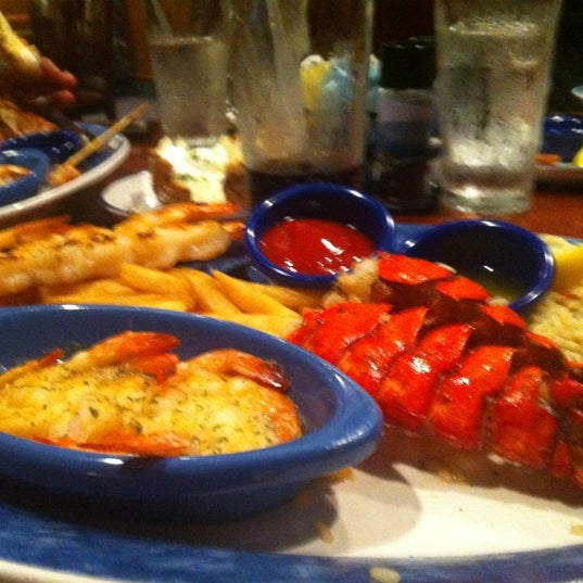 Red Lobster Seafood Restaurant In Mississauga
