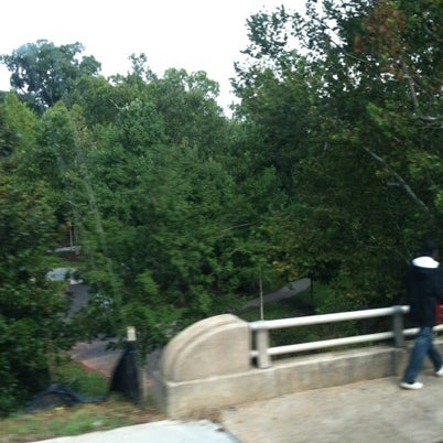 Photo taken at Liberty Bridge by Militarybabe on 8/22/2012