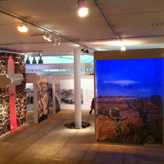 Foto tirada no(a) Museu Afrobrasil por Lorena M. em 6/9/2012