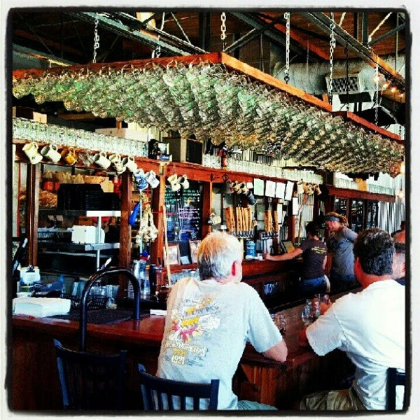 Photo taken at Greenbush Brewing Company by Tony H. on 8/20/2012