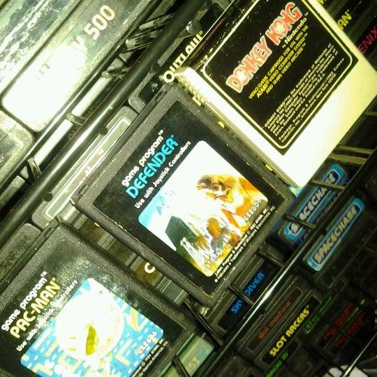 Photo taken at Game Over Videogames by shalisa v. on 7/29/2012