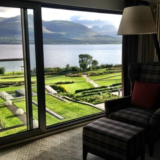 Photo taken at The Europe Hotel & Resort by Carol G. on 8/25/2012