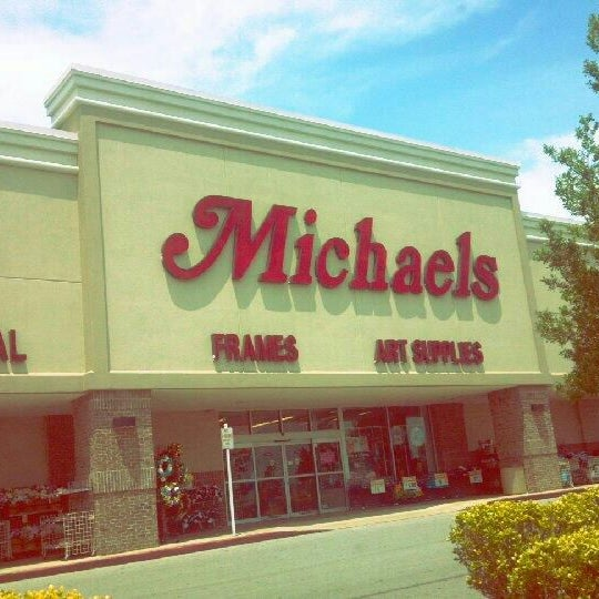 Michaels 6275 university dr nw ste 1 for Michaels craft store houston texas