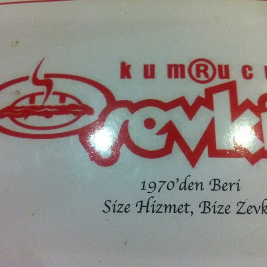 3/13/2012 tarihinde Andy L.ziyaretçi tarafından Kumrucu Şevki'de çekilen fotoğraf