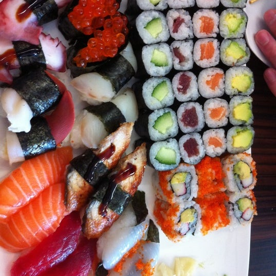 sushi magie