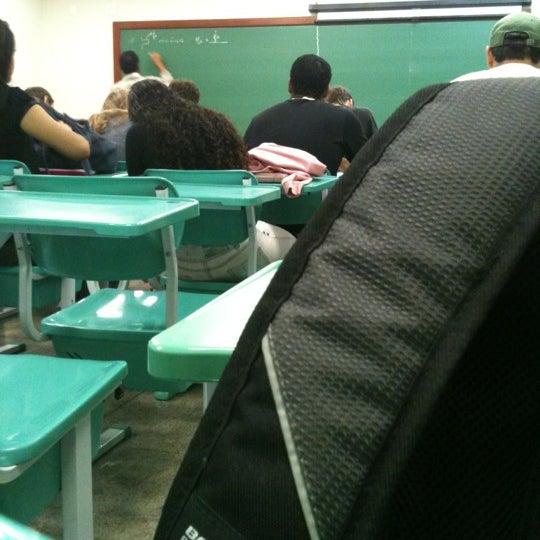Photo taken at Escola de Engenharia - UFF by Evandro C. on 5/8/2012