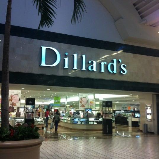 Dillard S Shoe Department