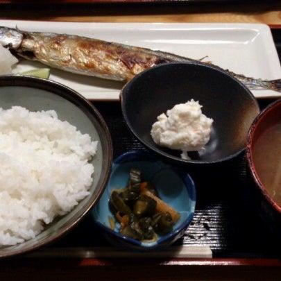 Photo taken at 上総屋 by GOGOGO! on 9/12/2012
