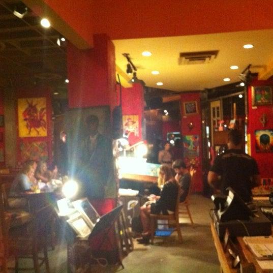 Photo taken at Café Tu Tu Tango by Trent W. on 7/31/2012