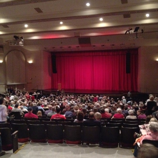 Photo taken at Centennial Hall by Gary M. on 2/11/2012