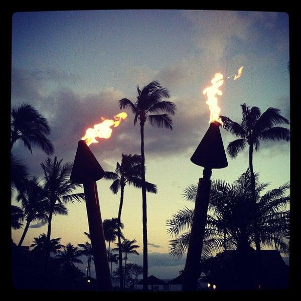 Photo taken at Sheraton Maui Resort & Spa by anjelika on 5/24/2012