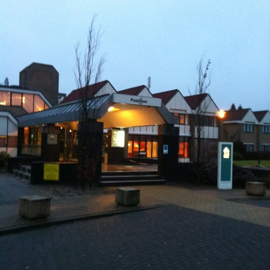 Photo taken at Postillion Hotel Amersfoort Veluwemeer by Frits T. on 2/17/2012