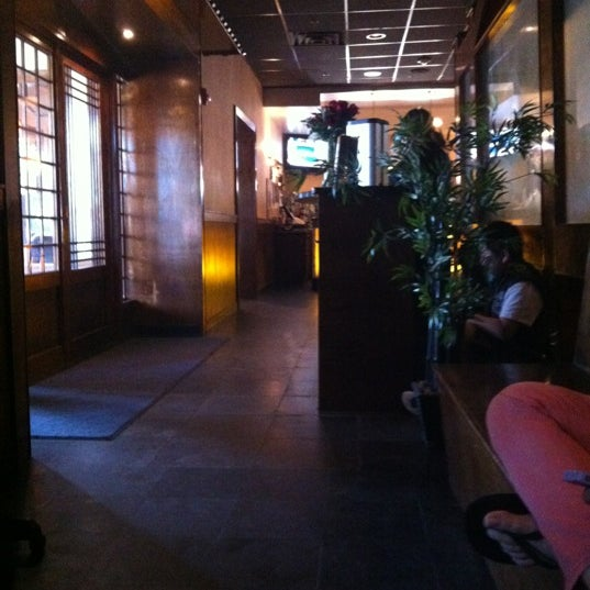 Photo taken at Kyoto Japanese Restaurant by Kathryn M. on 5/11/2012