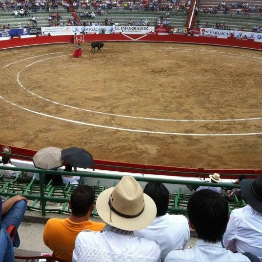 Foto tomada en Plaza de Toros Nuevo Progreso por fregoso a. el 8/26/2012