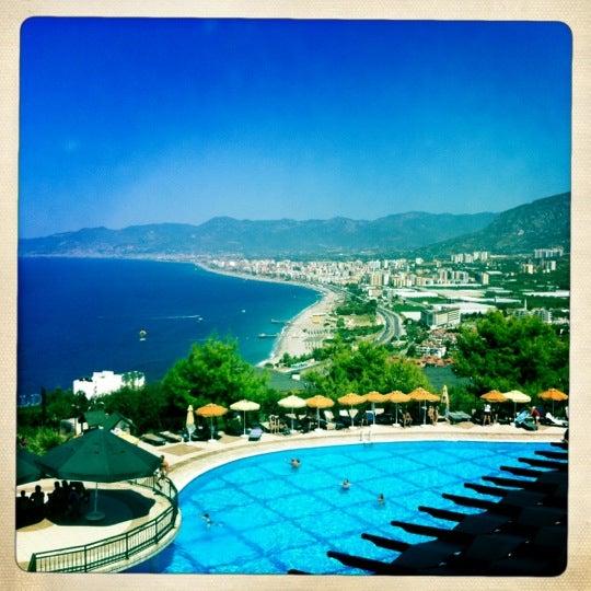 8/23/2012 tarihinde SKziyaretçi tarafından Utopia World Hotel'de çekilen fotoğraf
