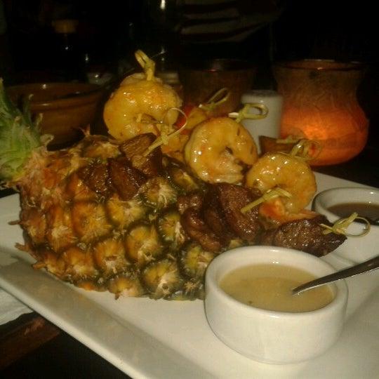 Foto tirada no(a) Tantra Restaurante por Carolina G. em 9/9/2012