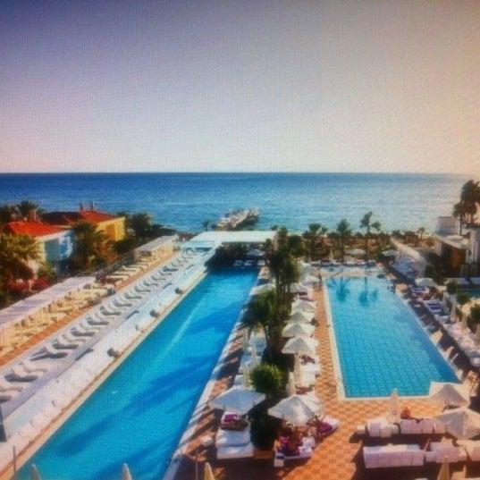 9/13/2012에 Катя님이 Q Premium Resort Hotel Alanya에서 찍은 사진