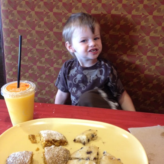 Photo taken at Panera Bread by Michelle G. on 4/4/2012