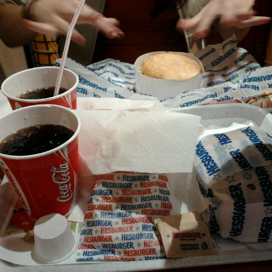Photo taken at Hesburger by Lauralyn D. on 8/27/2012