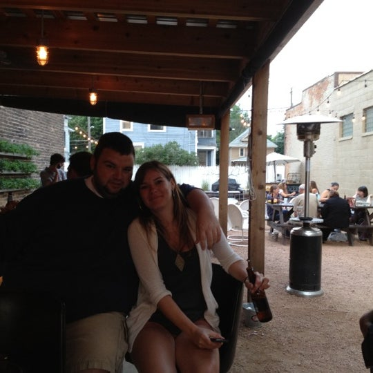 Photo taken at Peabody's Ale House by Brad S. on 6/16/2012