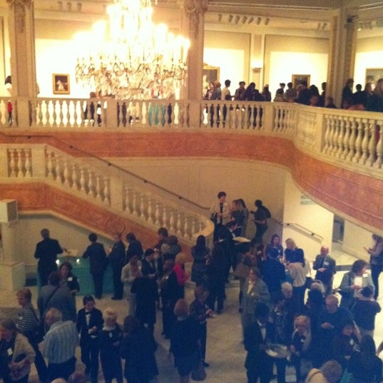 Photo taken at National Museum of Women in the Arts by Kelly B. on 3/1/2012