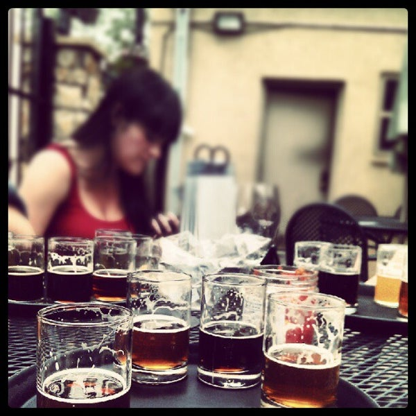 Photo taken at Equinox Brewing by Sam M. on 5/30/2012