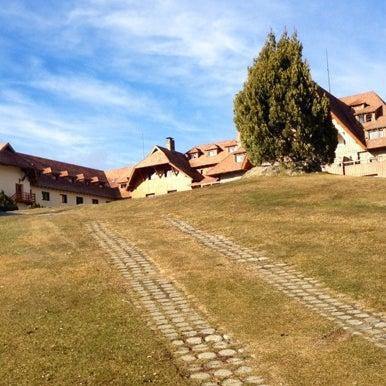รูปภาพถ่ายที่ Llao Llao Hotel & Resort โดย Fabio H. E. เมื่อ 8/1/2012