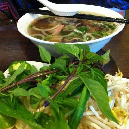 Photo taken at Bowl of Pho by Kelham S. on 5/5/2012