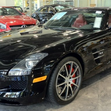 Mercedes benz of delray auto dealership for Delray beach mercedes benz