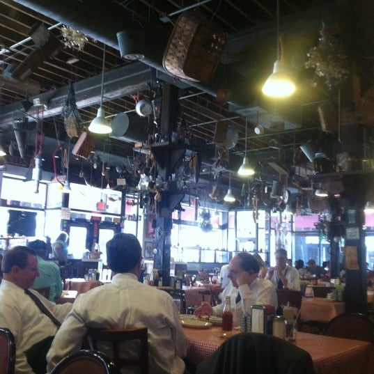 Photo taken at Big Ed's City Market Restaurant by Logan B. on 7/23/2012