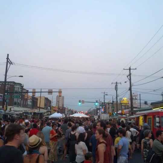 Photo taken at Night Market Washington Avenue by John M. on 6/29/2012