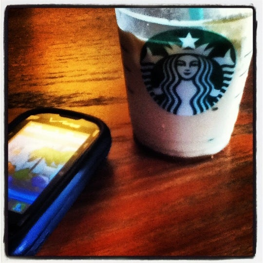 Photo taken at Starbucks by Timothy B. on 8/11/2012