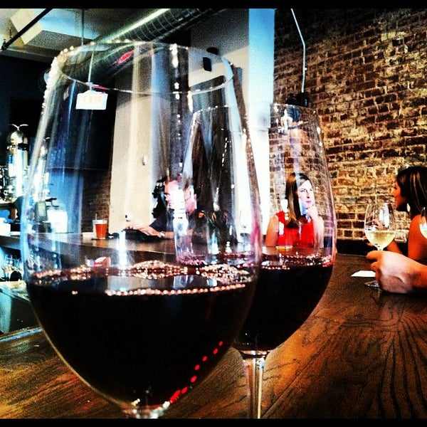 Photo taken at 1215 Wine Bar & Coffee Lab by Brian G. on 8/7/2012