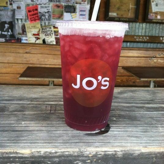 Photo taken at Jo's Coffee by Kayla S. on 5/9/2012