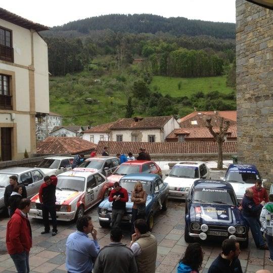 Foto tomada en Castillo de Valdés Salas por Luis V. el 5/6/2012