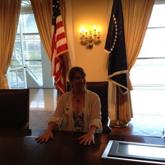 Foto tomada en William J. Clinton Presidential Center and Park por taylor m. el 4/7/2012