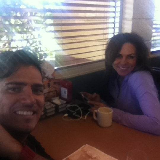 Photo taken at Denny's by Efrain F. on 3/23/2012