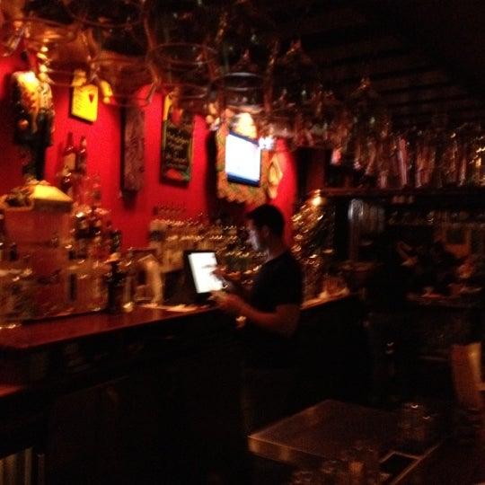 Photo taken at Café Tu Tu Tango by Chris T. on 6/22/2012