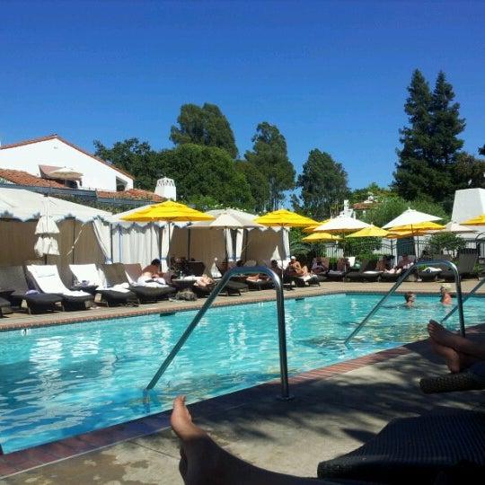 Photo taken at Ojai Valley Inn & Spa by Buz on 6/30/2012