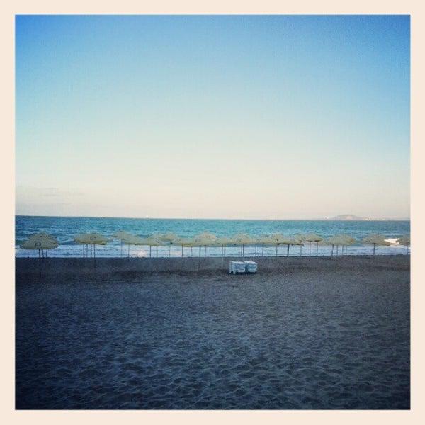 Foto scattata a Централен Плаж Бургас (Burgas Central Beach) da Emil S. il 9/6/2012