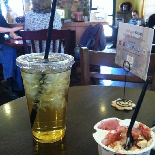 Photo taken at Kunjani Coffea by Chrissy M. on 3/21/2012