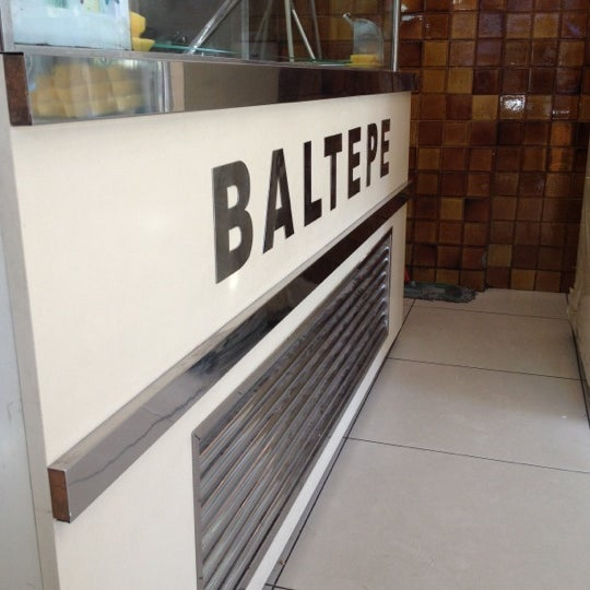 6/21/2012 tarihinde Osman B.ziyaretçi tarafından Baltepe Pastanesi'de çekilen fotoğraf