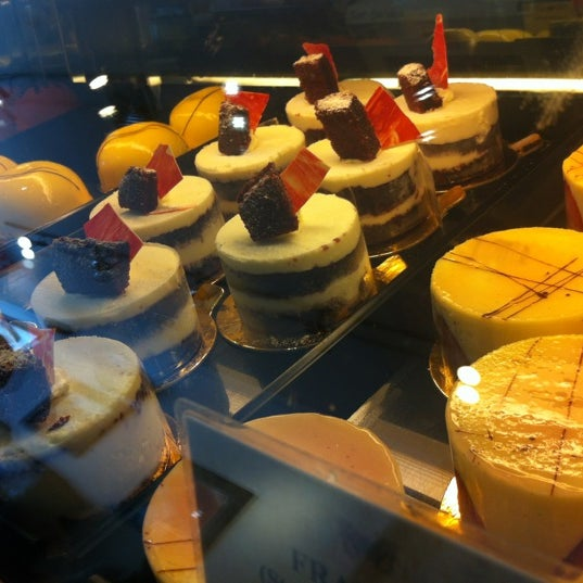 Photo taken at Cannelle Patisserie by John W. on 6/16/2012