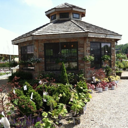 photo taken at getz greenhouse by trisha n on 552012 - Garden Sheds Eureka Il